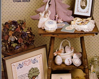 Sweet Memories Counted Cross Stitch Pattern Book