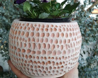 Clay Craft Vase