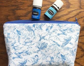 Blue Bird Essential oil case