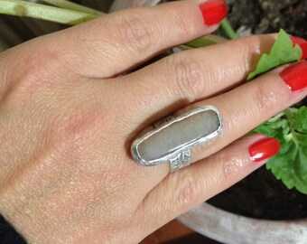 Ring, Gemstone Ring , Handmade Ring, Free Size Ring, Christmas gift, Gift for  Her