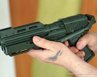 DC15s side arm blaster 3d print kit