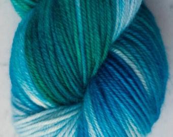 Sparkle Sock Yarn, Earth