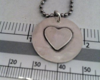 OPTIONS Memorial Jewelry Your Actual Loved Ones Writing Silver Pendant Made to Order for