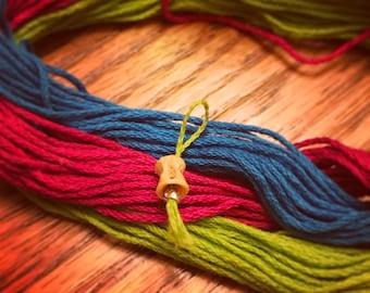Bone Knitting Stitch Markers