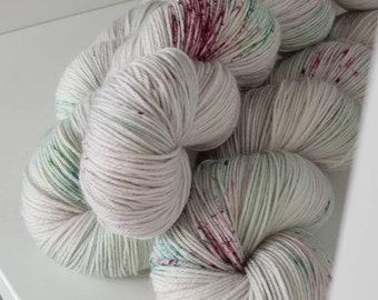 Holly Berry Sock Yarn