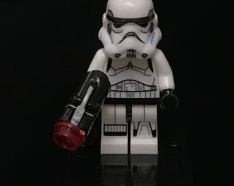 Stormtrooper  Star Wars Minifigure Custom Minifigures