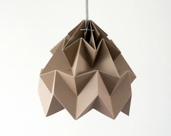 Origami light Moth brown