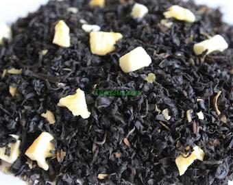 Teas2u 'Peach Orchard'™ Flavored Loose Leaf Black Tea