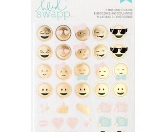 Heidi Swapp Memory Planner Emoticon Stickers