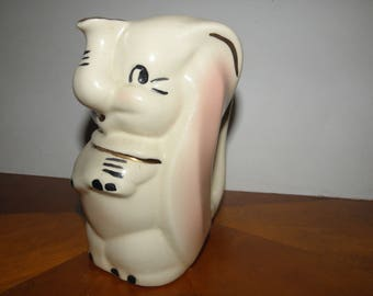 Dumbo 6inch Ceramic Pitcher