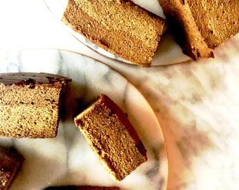 Chocolate Avocado Banana Brownie Layered Cakes Gluten Free Dairy Free