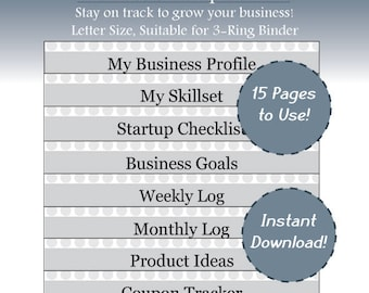 Printable Sales Log Etsy - Etsy business plan template
