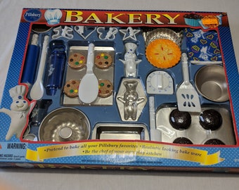 1996 Pillsbury Playset - Bakery - NIB