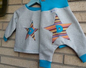 Pants and Sweatshirt Set