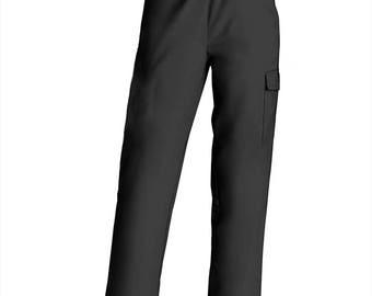 Four pocket scrub pants