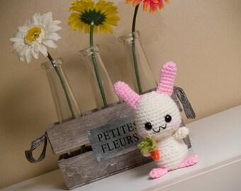 Amigurumi Baby Bunny - Crochet Pattern