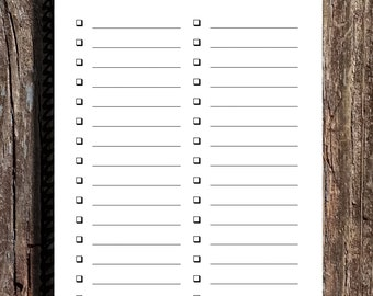 Grocery List Notepad - Set of Two 5.5x8.5 Notepad 50 sheets- Gift for Her - Mothers Day Gift - Grocery List - Shopping List Notepad