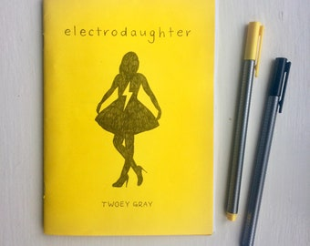 Electrodaughter by Twoey Gray