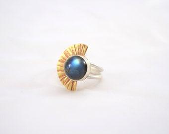 Sunrise ring - size 5