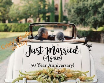 just married again