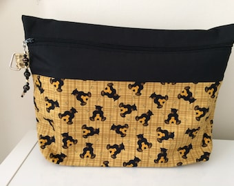 Honey Bear Project Bag