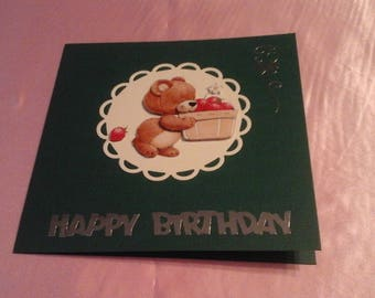 Lovely 3D birthday card