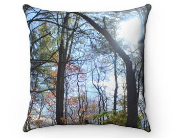 Forest Square Pillow