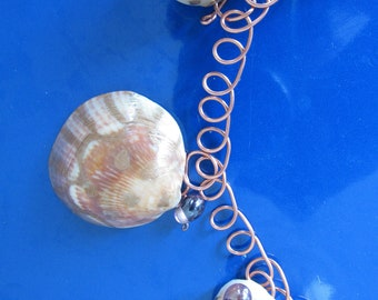 Natural Sea Shell Necklace