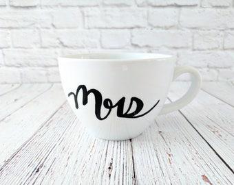 Mrs Cappuccino Mug