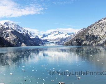 Mountains in Alaska Landscape Photography Prints