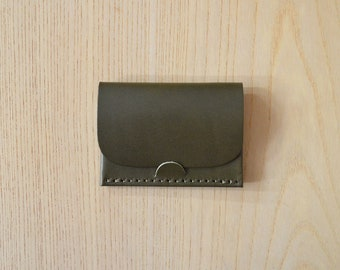 Leather Cardcase Wallet PDF Pattern