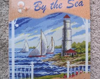 Cross Stitch By The Sea - Over 35 Dream Designs - Ursula Michael