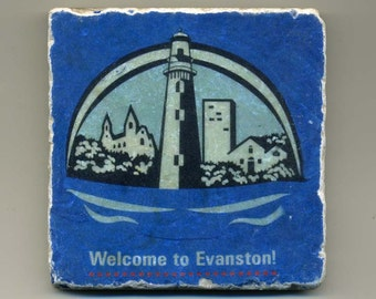 Welcome to Evanston - Original Coaster