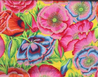 KAFFE FASSET poppy garden red fabric