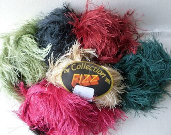 Yarn Sale  - Fizz or Multi Fizz  The Collection from SR Kertzer