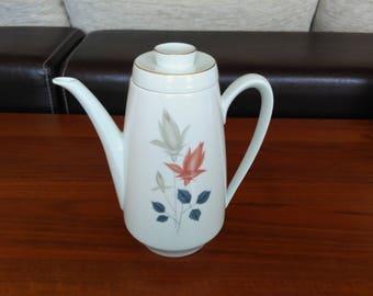 Lovely Scherzer porcelain teapot