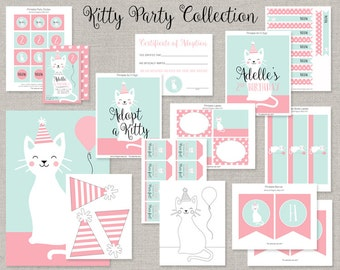 Kitty Party Collection - DIY