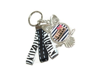 Keychain mother's day or birthday MOM gift