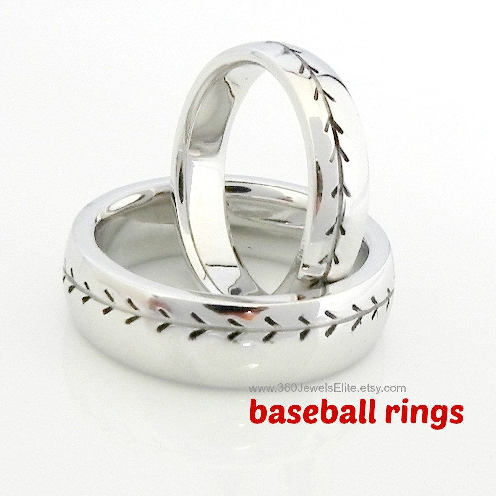 Baseball Ring Baseball Band Baseball Pattern Baseball
