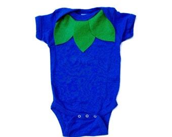 Blueberry Baby Costume, Food Kids Halloween Costume