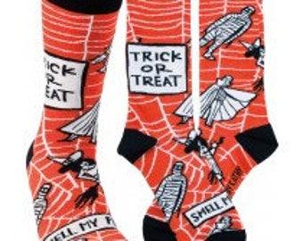 Socks - Trick or Treat