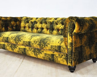 Chesterfield sofa - gothic