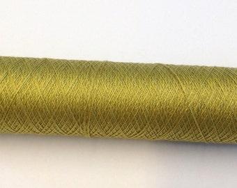 Tudor Style Silk Thread for Renaissance/Elizabethan Reenactment - Olive Green