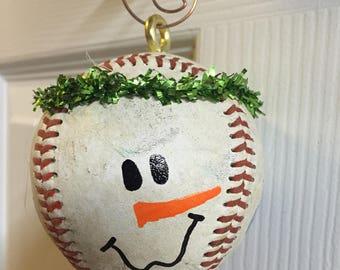 Ornament - Baseball