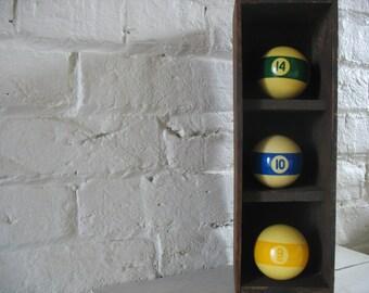 Vintage Billiard Balls - Pool