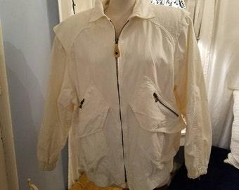 SALE* Vintage London Fog - Warm Puffed Jacket