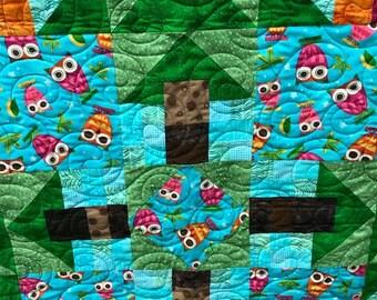 Owls Quilt