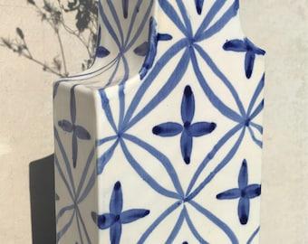 Hand built vase   FREE SHIPPING