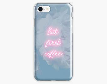 iphone 8 case neon pink