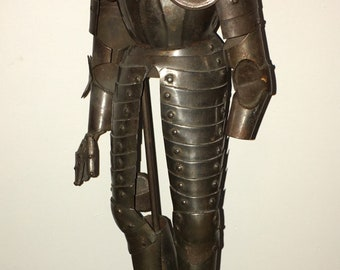 Miniature Suit of Armor